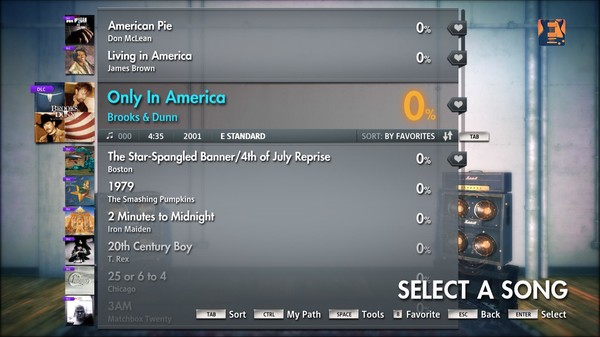 "Скриншот №3 к Rocksmith® 2014 – Brooks  Dunn - ""Only In America"""