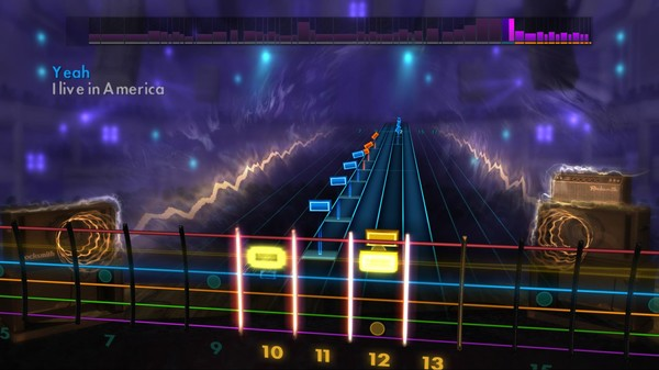 Скриншот №2 к Rocksmith® 2014 – Independence Day Song Pack