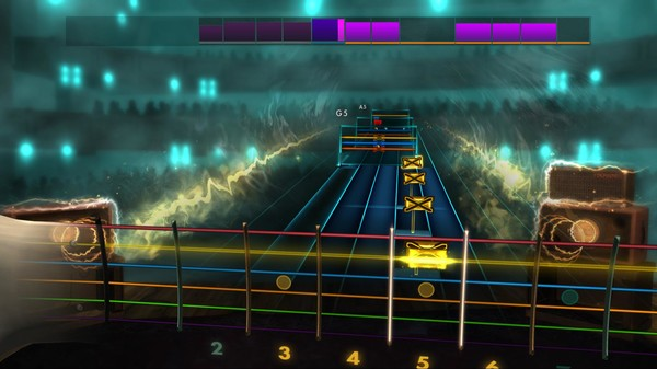 Скриншот №3 к Rocksmith® 2014 – Independence Day Song Pack