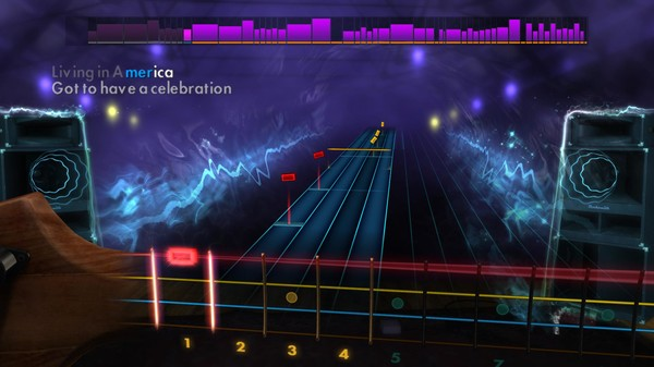 Скриншот №5 к Rocksmith® 2014 – Independence Day Song Pack
