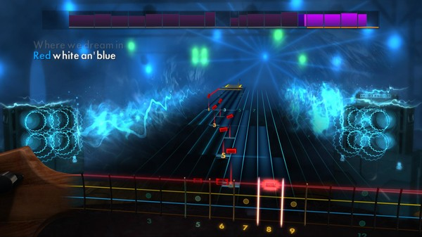 Скриншот №4 к Rocksmith® 2014 – Independence Day Song Pack
