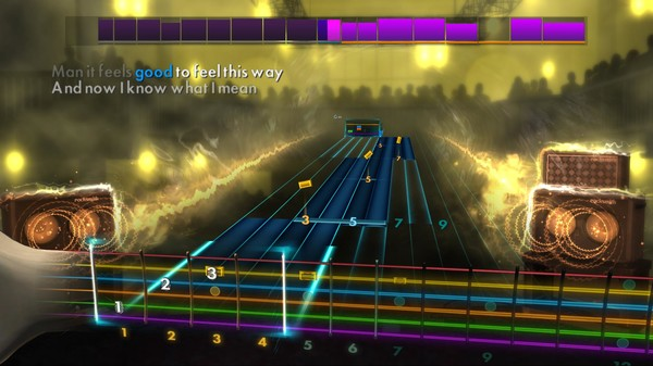 "Скриншот №2 к Rocksmith® 2014 – Panic! At The Disco - ""Nine in the Afternoon"""