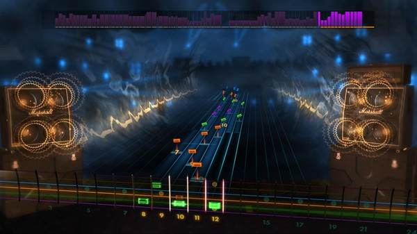 """Скриншот №3 к Rocksmith® 2014 – Between The Buried And Me  - """"Selkies the Endless Obsession"""""""
