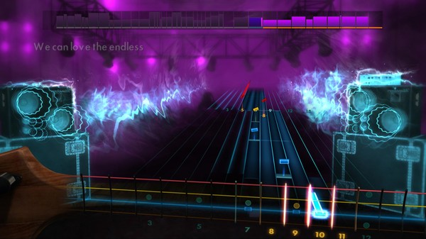 """Скриншот №4 к Rocksmith® 2014 – Between The Buried And Me  - """"Selkies the Endless Obsession"""""""