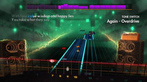 """Скриншот №4 к Rocksmith® 2014 – Flyleaf  - """"Again"""""""