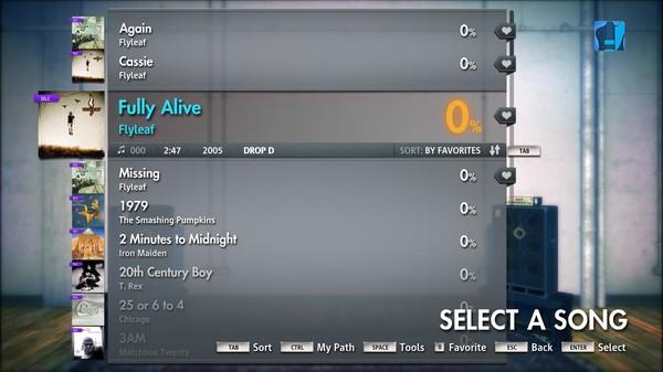 "Скриншот №4 к Rocksmith® 2014 – Flyleaf  - ""Fully Alive"""