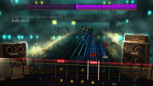 "Скриншот №1 к Rocksmith® 2014 – Flyleaf  - ""Fully Alive"""