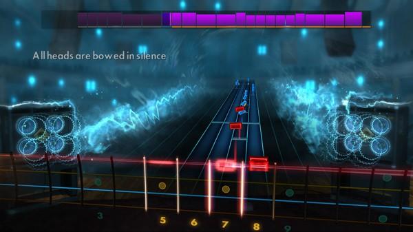 "Скриншот №3 к Rocksmith® 2014 – Flyleaf  - ""Cassie"""