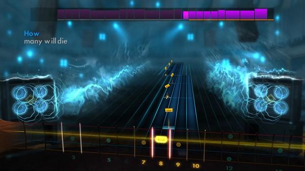"Скриншот №5 к Rocksmith® 2014 – Flyleaf  - ""Cassie"""