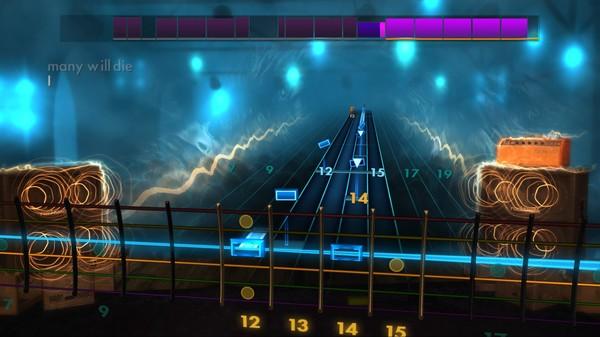 "Скриншот №4 к Rocksmith® 2014 – Flyleaf  - ""Cassie"""