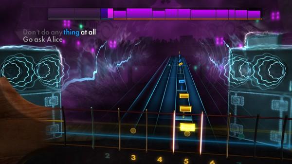 "Скриншот №3 к Rocksmith® 2014 – Jefferson Airplane  - ""White Rabbit"""