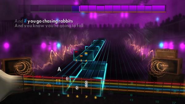 "Скриншот №2 к Rocksmith® 2014 – Jefferson Airplane  - ""White Rabbit"""