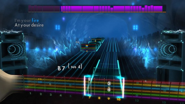 Скриншот №3 к Rocksmith® 2014 – 60s Mix Song Pack