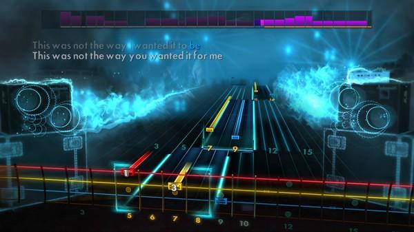 """Скриншот №4 к Rocksmith® 2014 – Hail The Sun  - """"Burn Nice and Slow The Formative Years"""""""