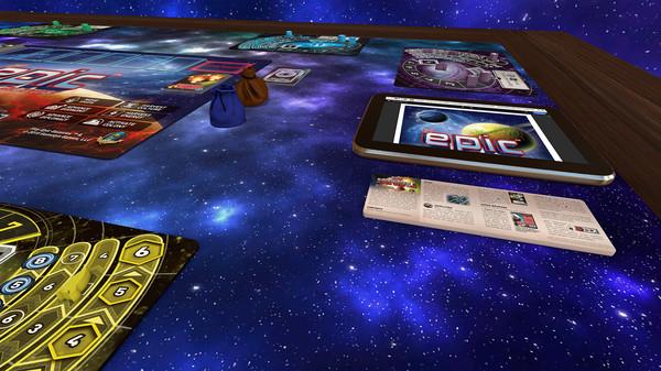 Скриншот №4 к Tabletop Simulator - Tiny Epic Galaxies