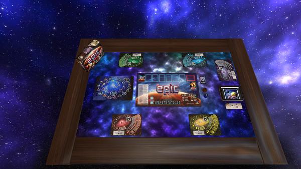 Скриншот №5 к Tabletop Simulator - Tiny Epic Galaxies