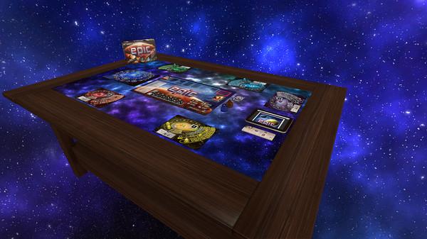Скриншот №2 к Tabletop Simulator - Tiny Epic Galaxies