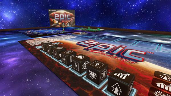 Скриншот №3 к Tabletop Simulator - Tiny Epic Galaxies