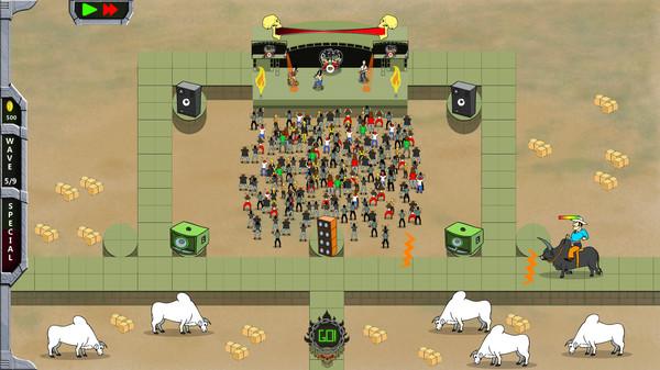 Скриншот №7 к Rock N Roll Defense