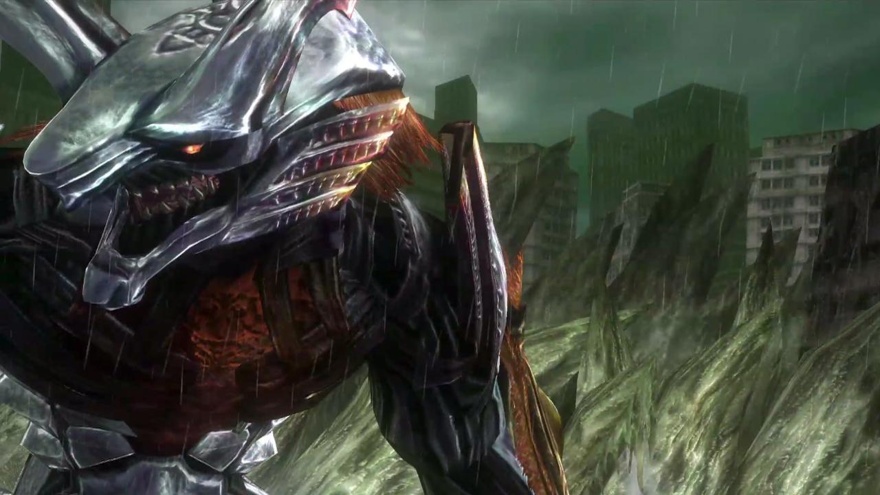 KHAiHOM.com - GOD EATER 2 Rage Burst