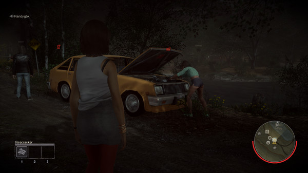 Friday the 13th: The Game скриншот