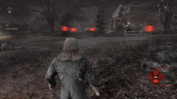Скриншот №4 к Friday the 13th The Game