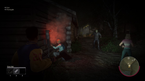 Скриншот №7 к Friday the 13th The Game
