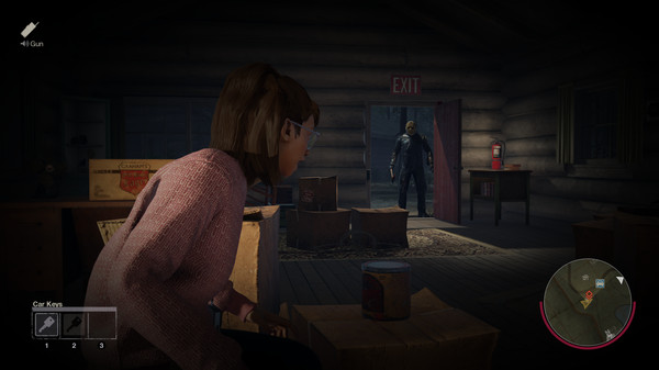 Скриншот №10 к Friday the 13th The Game