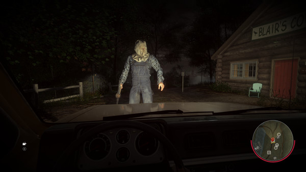 скриншот Friday the 13th: The Game 5