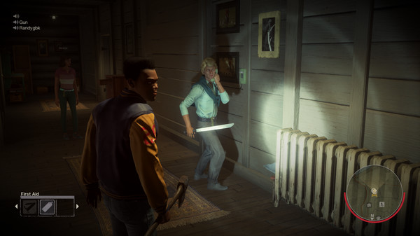 скриншот Friday the 13th: The Game 4