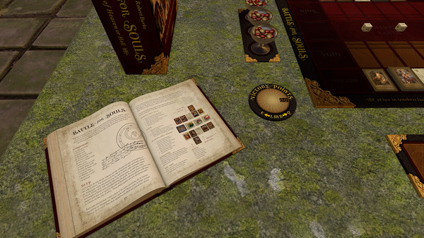 Скриншот №7 к Tabletop Simulator - Battle For Souls