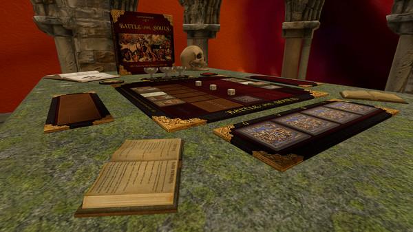 Скриншот №6 к Tabletop Simulator - Battle For Souls
