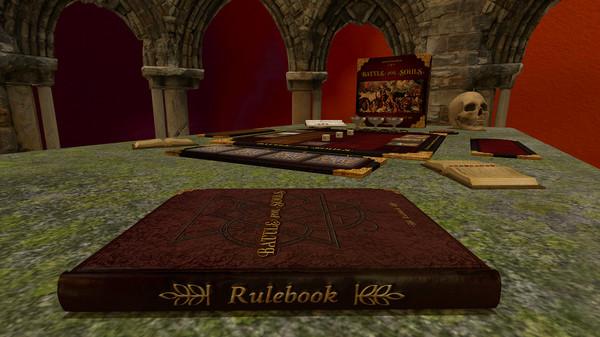 Скриншот №5 к Tabletop Simulator - Battle For Souls