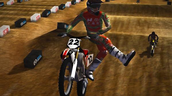скриншот 2XL Supercross 4