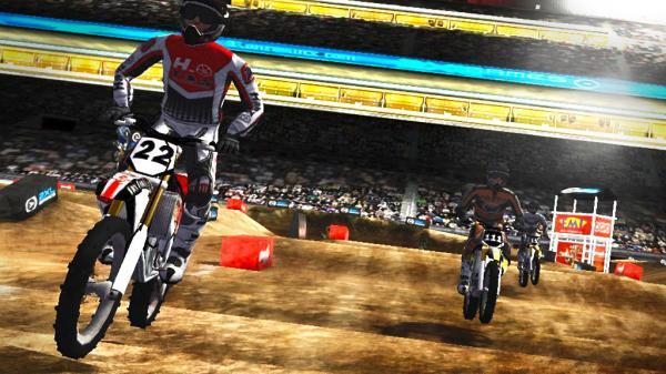 скриншот 2XL Supercross 2