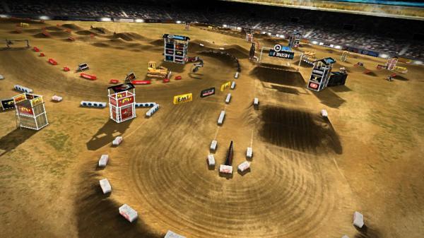 скриншот 2XL Supercross 5
