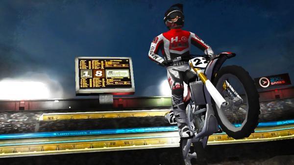 скриншот 2XL Supercross 3