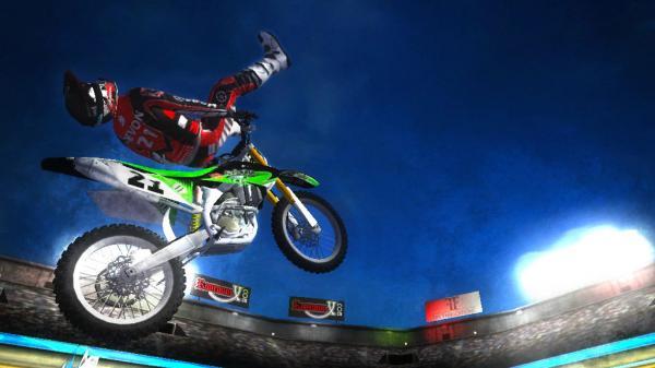 скриншот 2XL Supercross 1