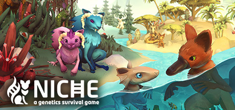 Niche - a genetics survival game Cover Image