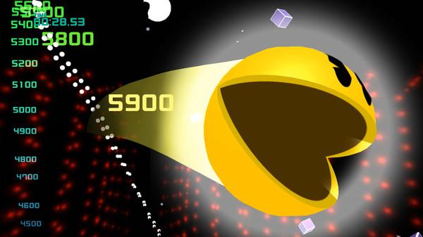 PAC-MAN CHAMPIONSHIP EDITION 2 скриншот