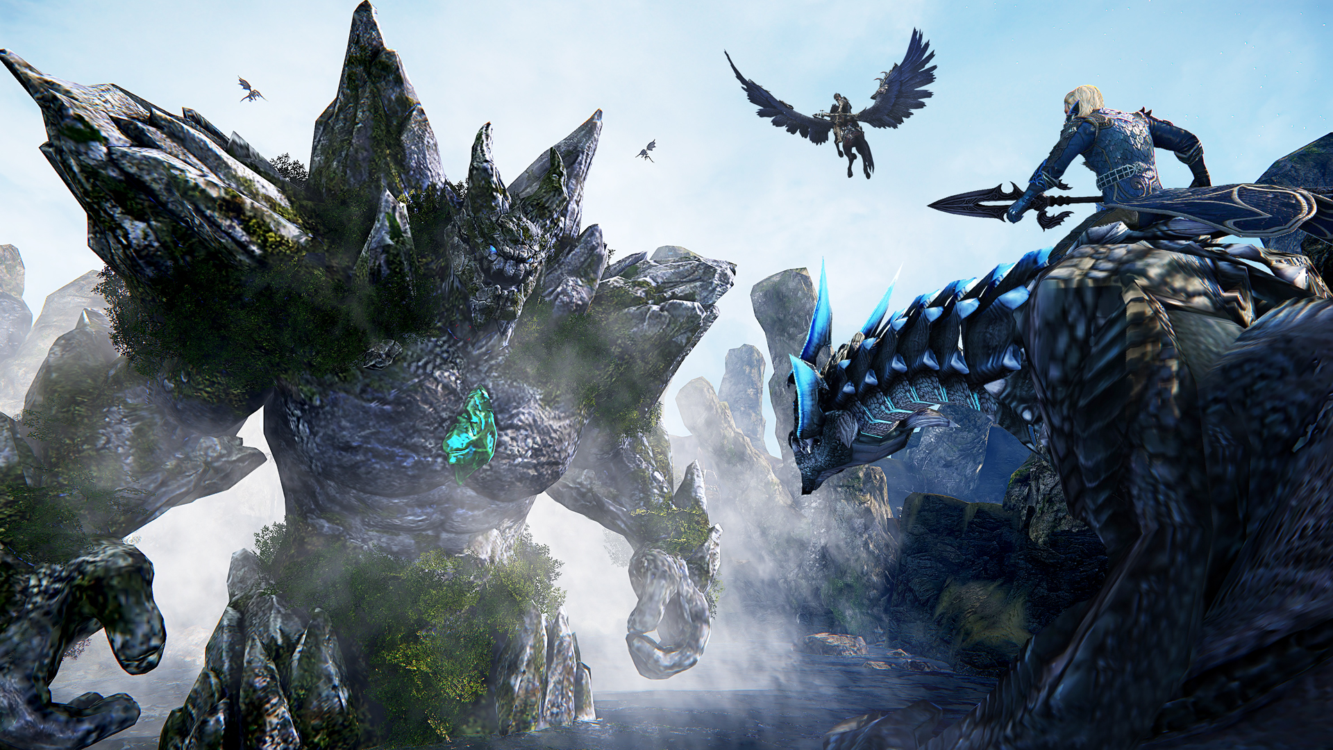 Riders Of Icarus On Steam