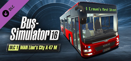 Bus Simulator 16 - MAN Lion's City A 47 M
