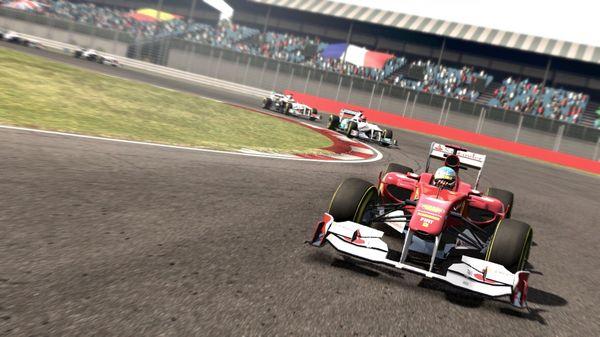 скриншот F1 2011 1