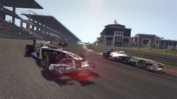 скриншот F1 2011 5
