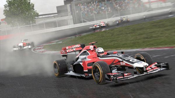 скриншот F1 2011 3