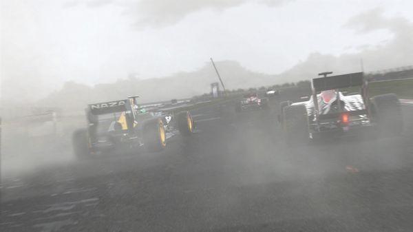 скриншот F1 2011 2