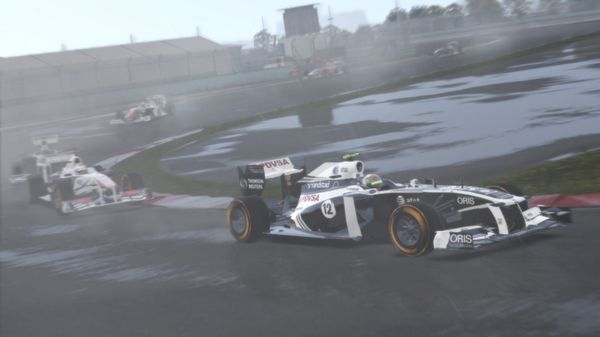 скриншот F1 2011 0