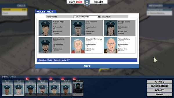 This is the Police v1.0-v1.0.41 Plus 11 Trainer-FLiNG
