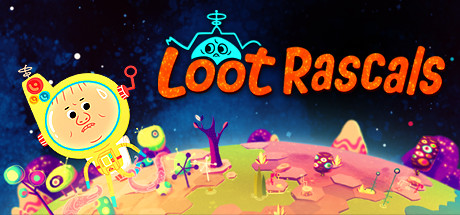 Loot Rascals Cover Image