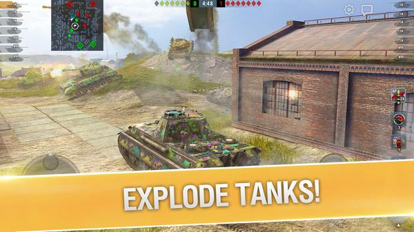 World of Tanks Blitz (WoT Blitz) скриншот